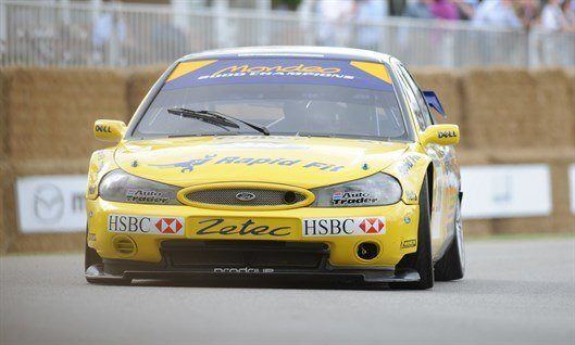 Rickard Rydell 's 2000 Ford Mondeo