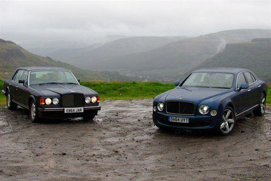 Two Bentleys