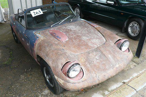 Lotus Elan S4DHC 1969 For Resto Historics (1)
