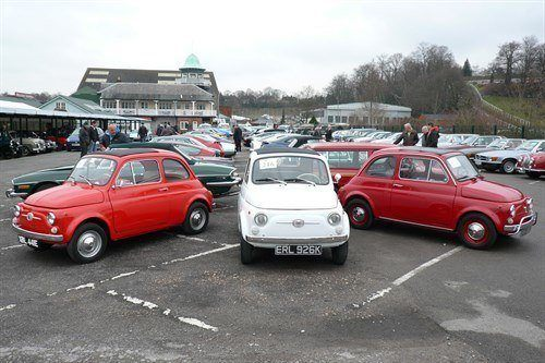FIAT 500s Historics 12th March 2016 (1)