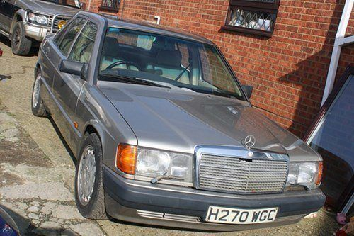 Mercedes Benz 190E 2.6 1990H Historics (1)