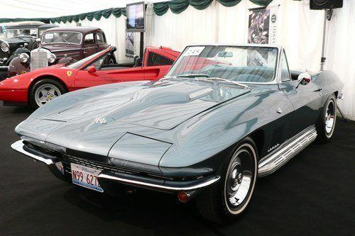Chevrolet Corvette C2 Stingray 1966 Historics
