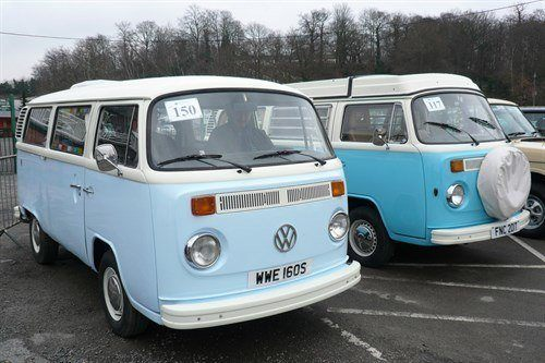 VW T2 Bay Window Campers Historics (1)