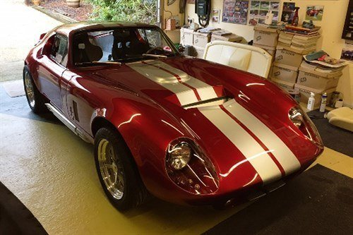 Shelby Daytona By Factory Five