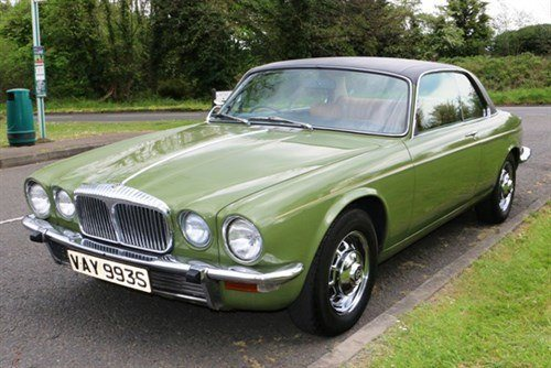 Daimler Sovereign 4.2 Coupe 1977 Historics