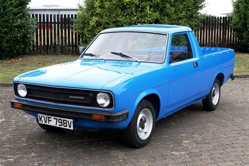 Morris 575 Pick -up 1980 Historics