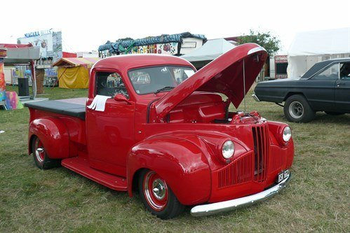 47 Studebaker Pick -up For Sale