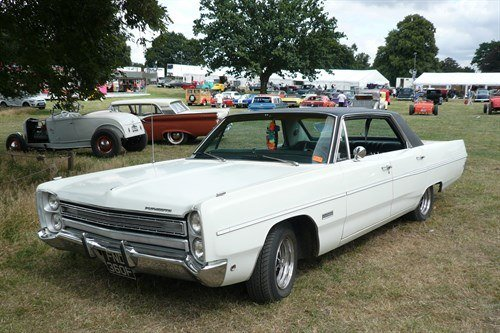 Plymouth Fury 318 For Sale
