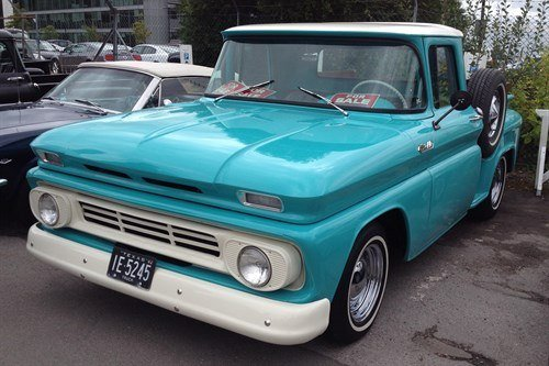 Chevrolet C10 Pick -up For Sale