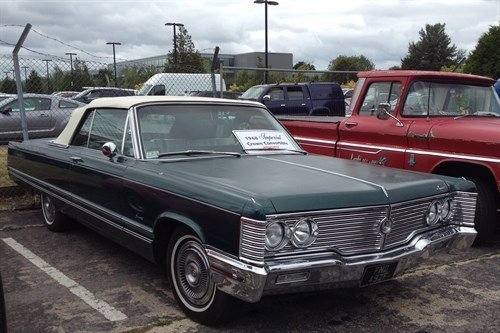 Imperial 1964 Convertible