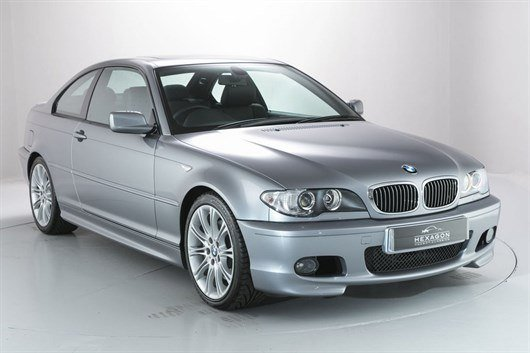 BMW 330Ci Front -001