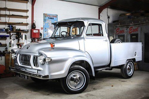 Bedford J10 Pickup 1961 Historics