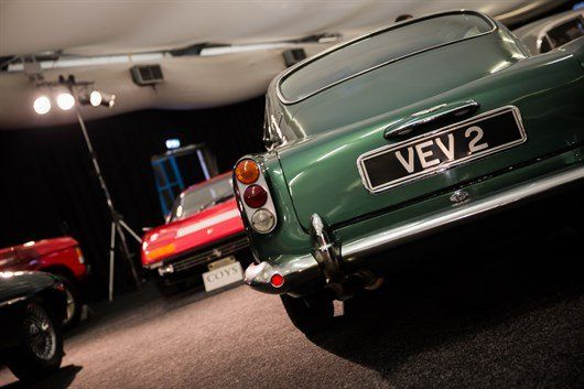 Aston Martin DB5 Sold For £450k On The Hammer