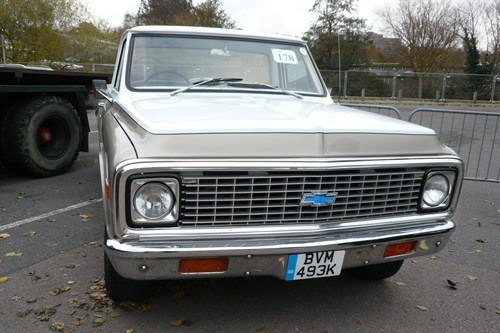 Chevrolet C10 Pick -up 1972