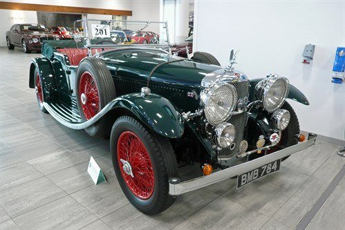 Alvis Speed 20 Tourer 1935