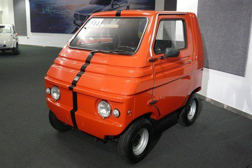 Zagato Zele Electric 1974
