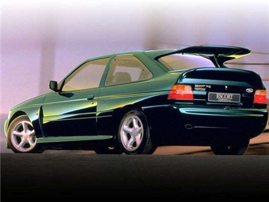 Escort Cosworth 2