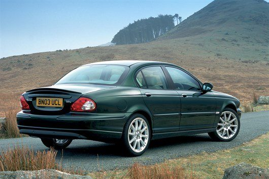 Jaguar X-type (3)
