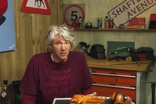 Edd China Quits Wheeler Dealers