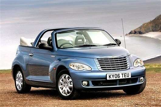 Future Classic Friday: Chrysler PT Cruiser | | Honest John