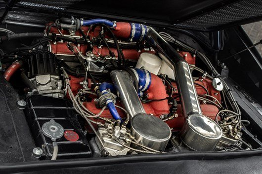 1985 Ferrari 308 GTS QV Engine