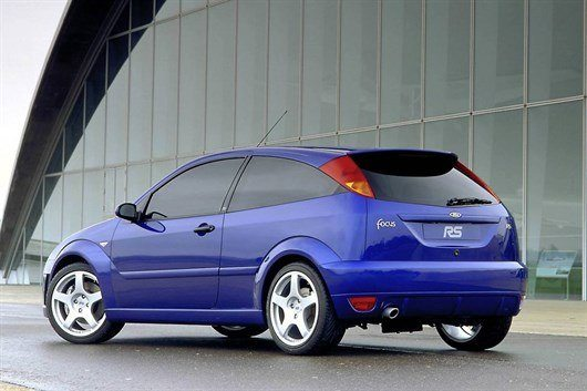 Future Classic Ford Focus RS Mk 1 (3)