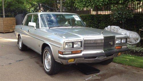 Land Rover Ascot >> Historics Ascot Classic Car Auction Results     Honest John
