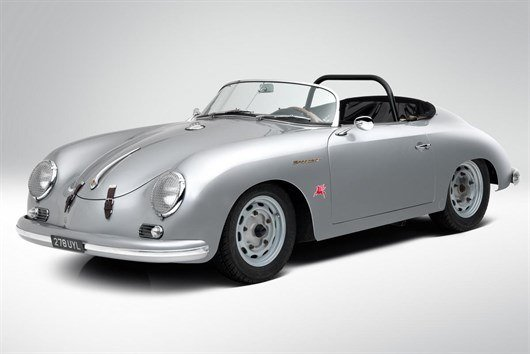 1958 Porsche 356A Super Speedster