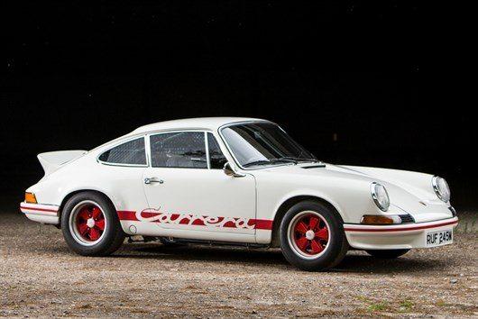 Porsches Lead The Way At Bonhams Goodwood Sale Honest John