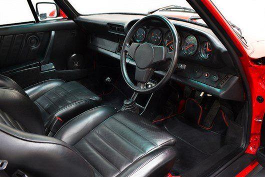 Award Winning Porsche 911 Turbo Restoration Set For Silverstone Sale