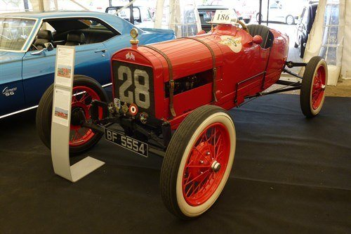 Ford Model T Indy Racer 1926 F34 Historics