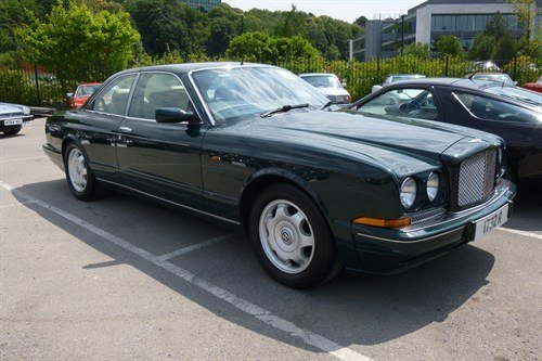 Bentley Continental R 1994 F34 Historics