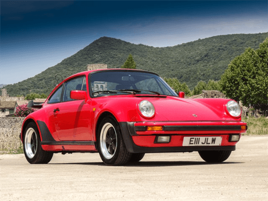 1988 Porsche 911 Carrera Supersport