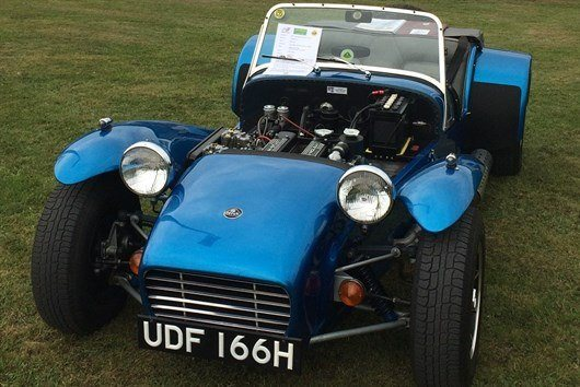 Lotus Seven Twin Cam SS