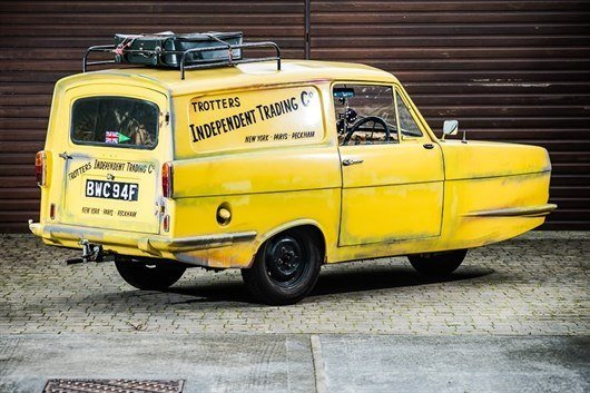 Only Fools And Horses Reliant Supervan (2)