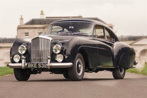 Bentley R Type Continental Fastback 1953 Historics (1)