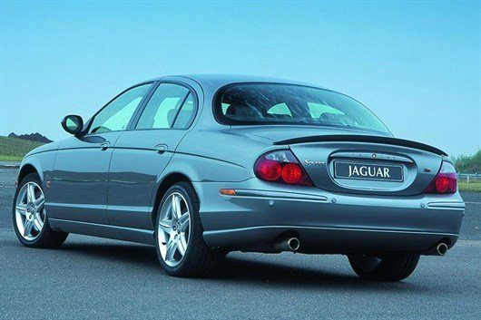 Jaguar S-type (2)