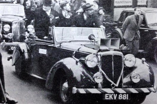Churchills Daimler (3)