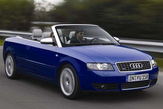 Future Classic Friday Audi S Honest John - 2004 audi s4 review