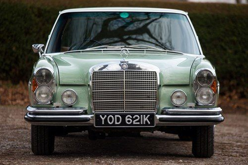 Mercedes Benz 280SE 1972 Historics