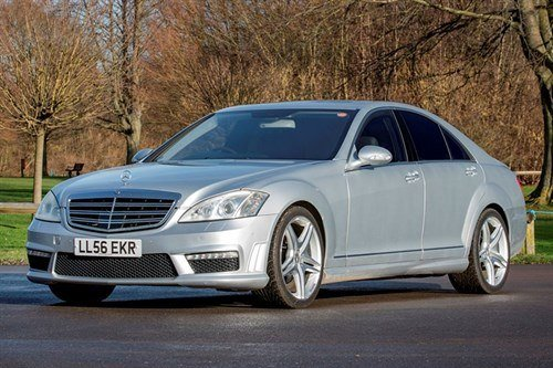 Mercedes Benz S550 2006 Historics
