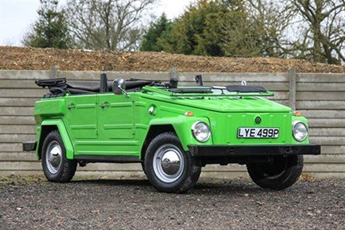 VW Type 182 Trekker 1975 Historics (1)