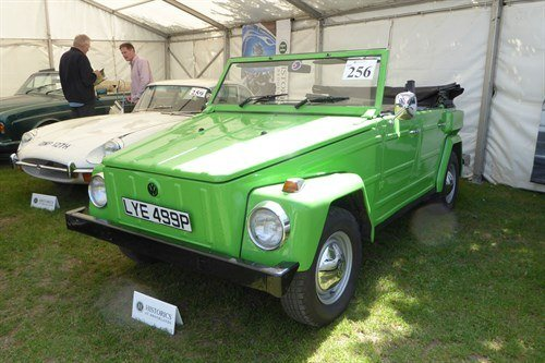 VW Type 182 Trekker 2 Historics