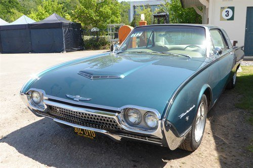 Ford Thunderbird Hard Top 1962 2 Historics