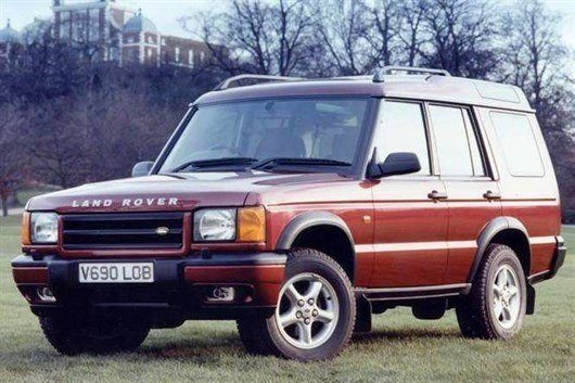 Land Rover Discovery 2 (2)