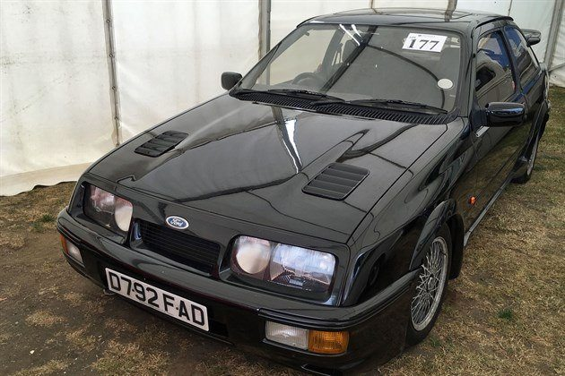 Ford Sierra RS Cosworth 1987 Historics