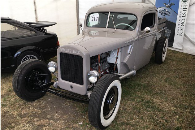 Ford Pick -up Hot Rod 1940 Historics