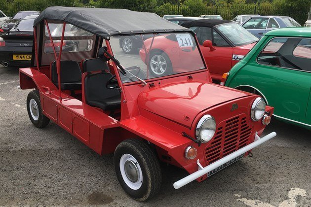 Mini Moke 1965 Historics