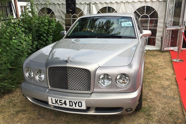 Bentley Arnage T 2004 Historics (1)