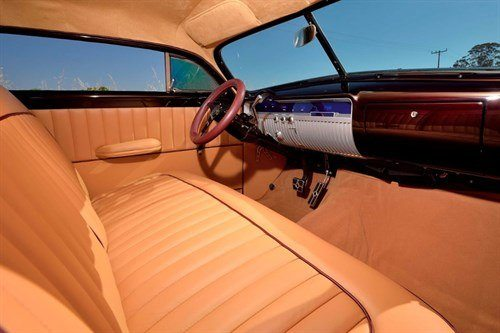 Mercury 1950 Custom Interior Mecum
